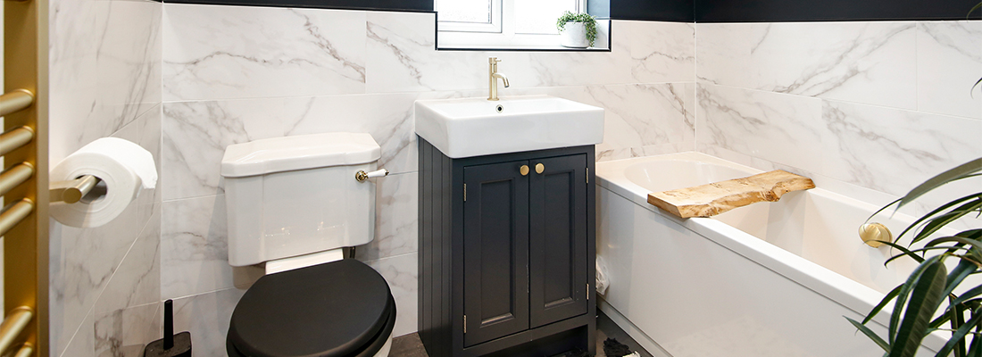 Marble Bathroom Design and Fitting Bromley
