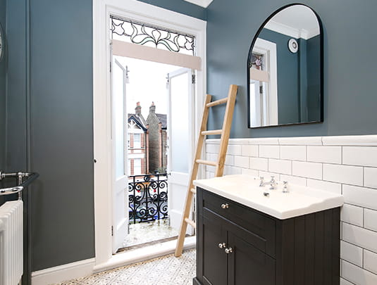 Victorian Bathroom Design & Fitting Bromley