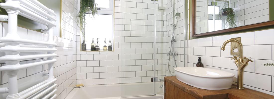 Farmhouse Bathroom Design and Fitting Bromley