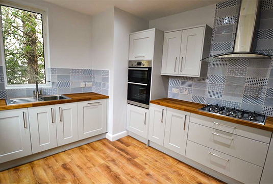 Kitchen Fitters in Bromley