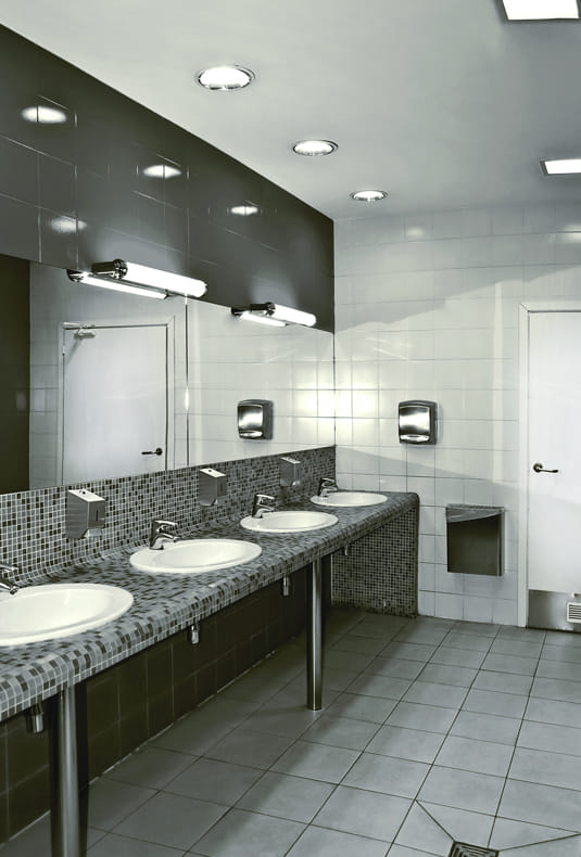 Brilliant Washroom & Toilet Design