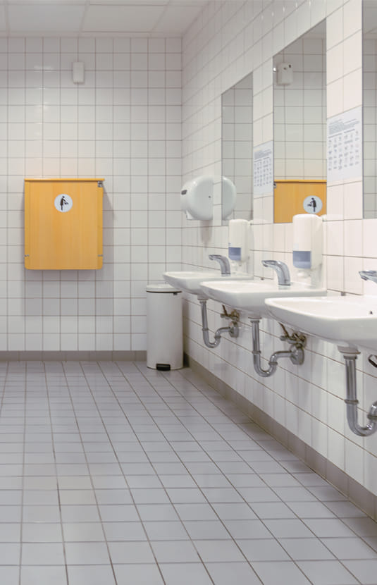 Office Washrooms Design & Fit-out for Businesses