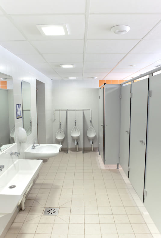 School Washroom Design & Installation