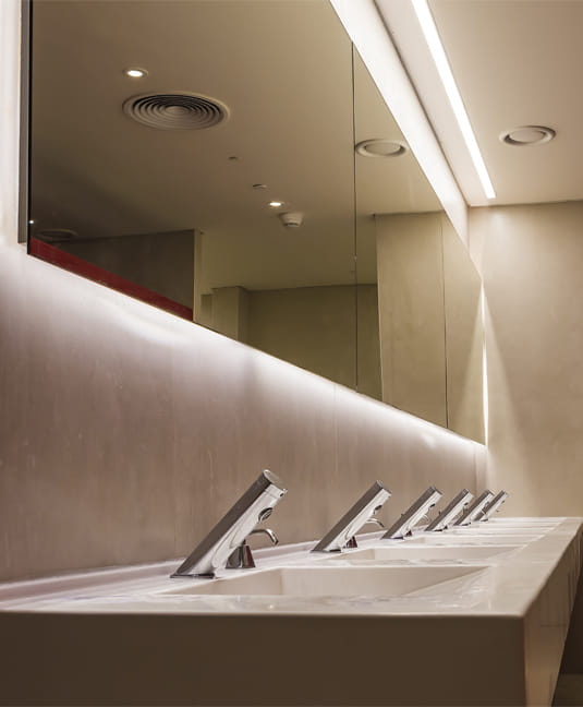 Washrooms for Developers & Local Authorities