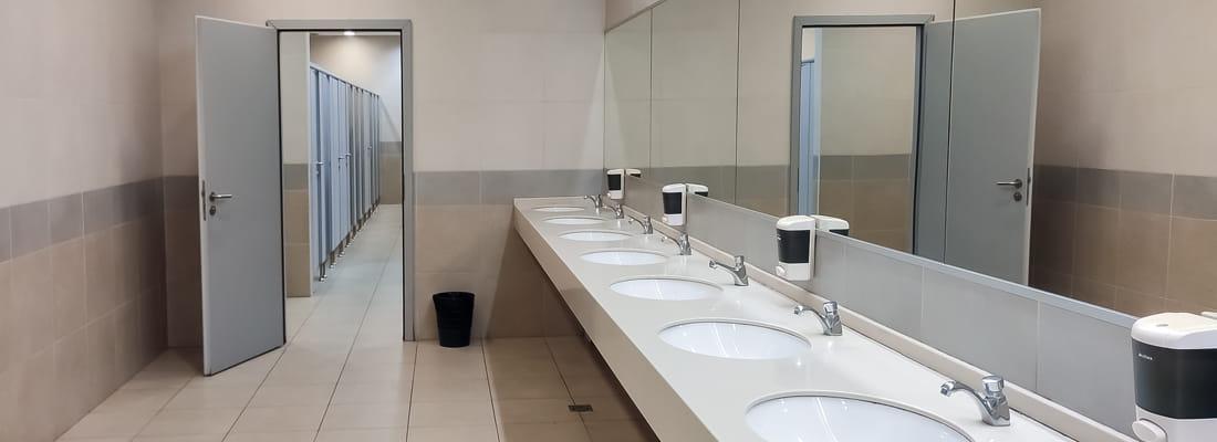 Commercial Washrooms Kent
