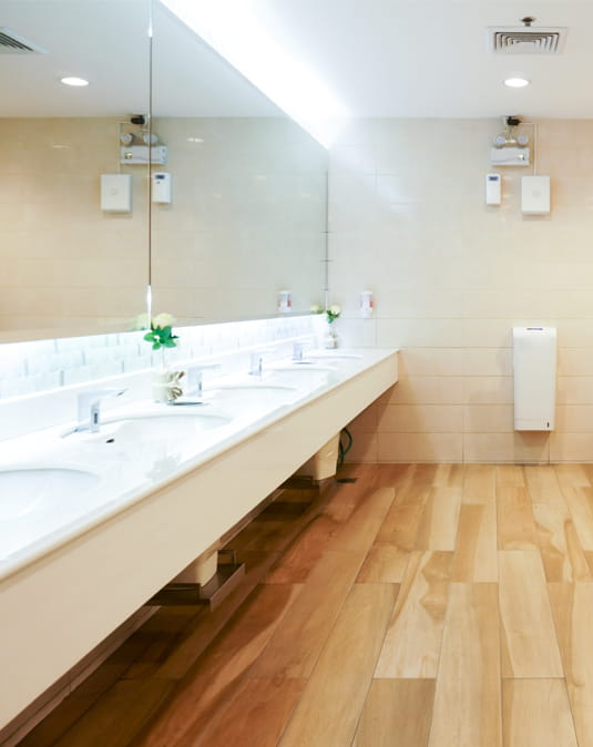 Kent Commercial Washrooms
