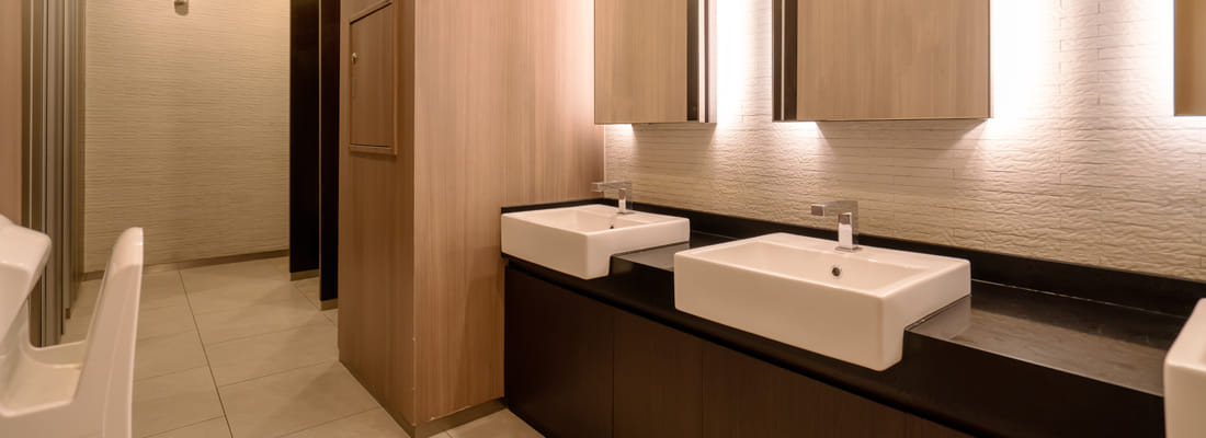 Commercial Washrooms Central London