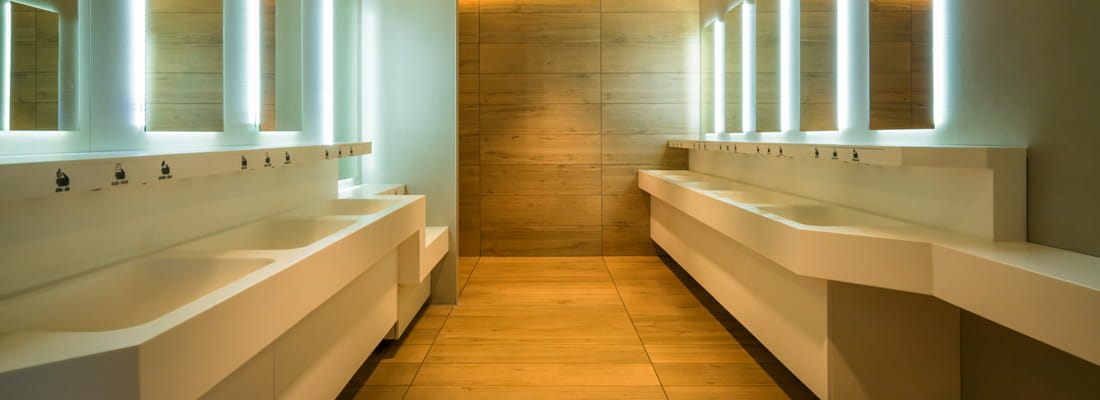 Commercial Washrooms East London