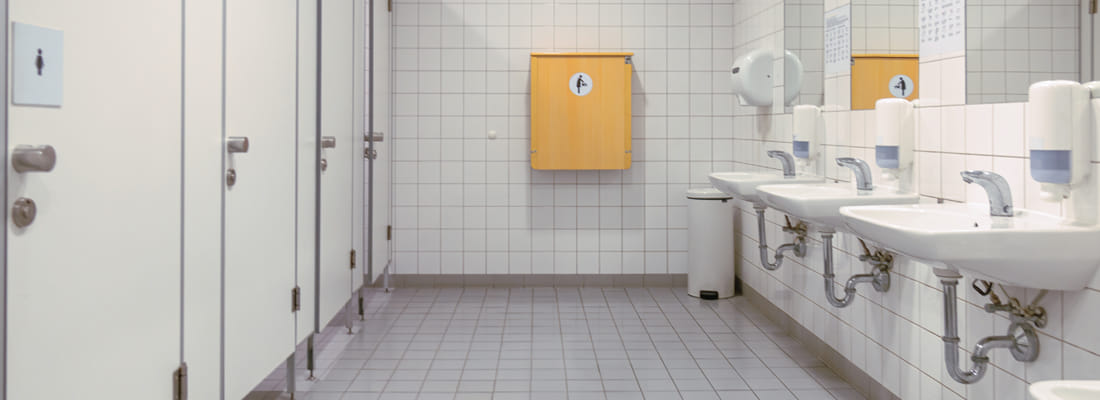 Commercial Washrooms West London
